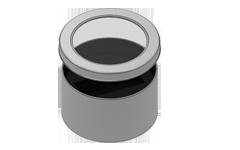 Tin Box Round